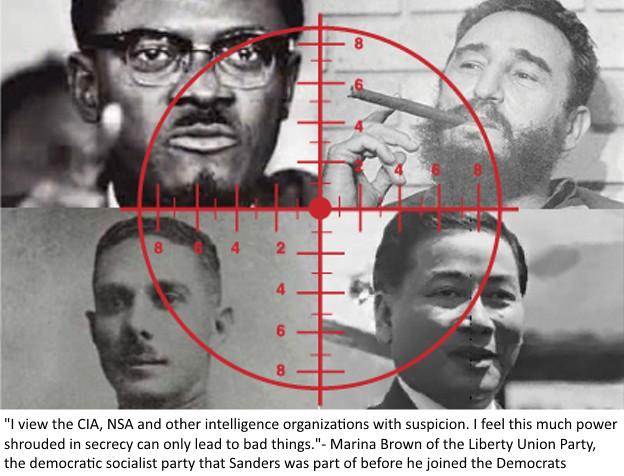 CIA COVER