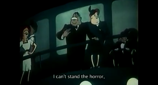"Final screenshot from the Soviet animated film ""Mr. Wolf"" I'm using in this article."