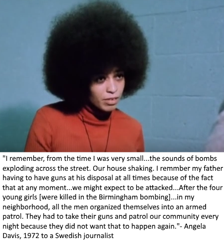 "This quote from this YouTube video, which is an excerpt of the documentary titled ""The Black Power Mixtape, 1967-1975."""